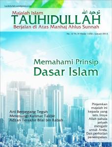 Majalah Tauhidullah Januari 2013